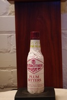 Click for a larger picture of Fee Brothers Plum Bitters