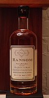 Click for a larger picture of Ransom Old Tom Gin