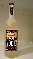 Click for a larger picture of Crater Lake Mazama Pepper Vodka