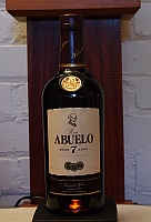 Click for a larger picture of Ron Abuelo 7 Rum