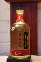 Click for a larger picture of Downslope Special Gold Rum