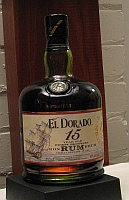 Click for a larger picture of El Dorado Special Reserve Rum
