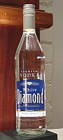 Click for a larger picture of White Diamond Vodka