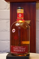 Click for a larger picture of Downslope Double Diamond Whiskey
