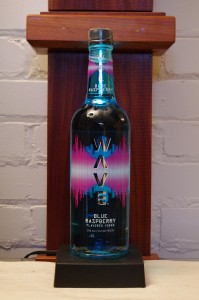Wave Blue Raspberry Flavored Vodka