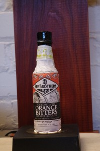 Feee Brothers Gin Barrel Aged Orange Bitters