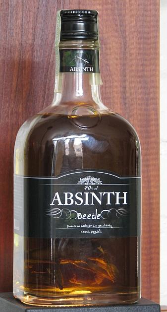 Absinth Beetle Spirits Review