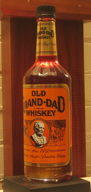 Old Grand Dad Whiskey 86 Proof Spirits Review