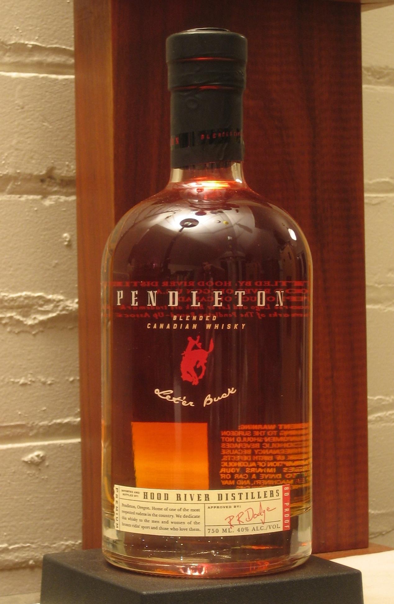Pendleton Spirits Review