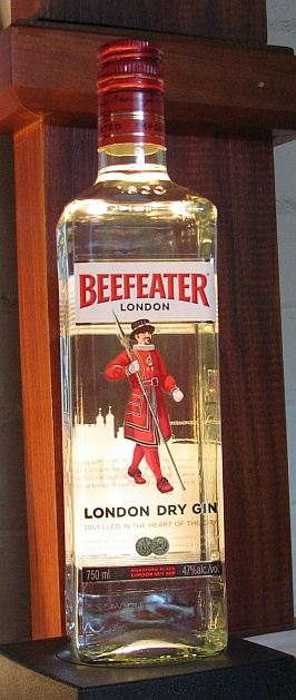 Beefeater London Dry Gin Spirits Review
