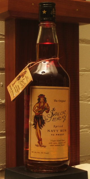 2d4c4f5df Sailor Jerry Spiced Rum | Spirits Review