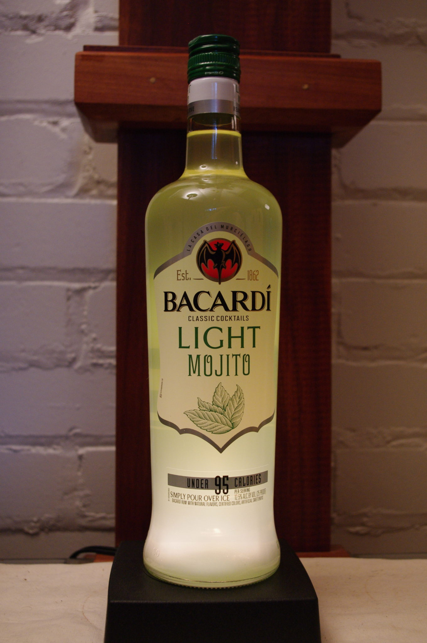 Bacardi Light Mojito Spirits Review