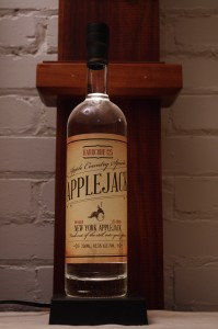 Apple Country Spirits Unaged Apple Jack Bottle