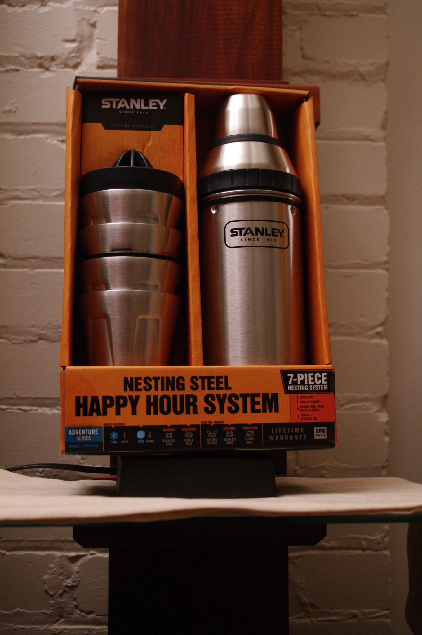 Stanley Adventure Happy Hour System | Spirits Review
