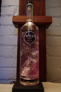 Bottle of Lakeward Spirits Wild Gin