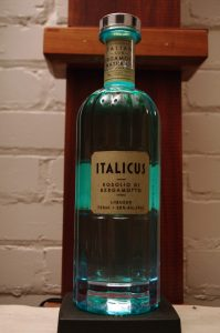 Bottle of Italicus Roso di Bergamotto