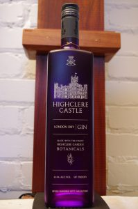 Bottle of HIGHCLERE CASTLE GIN
