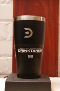 PICTURE of Black DRINKTANKS CUP